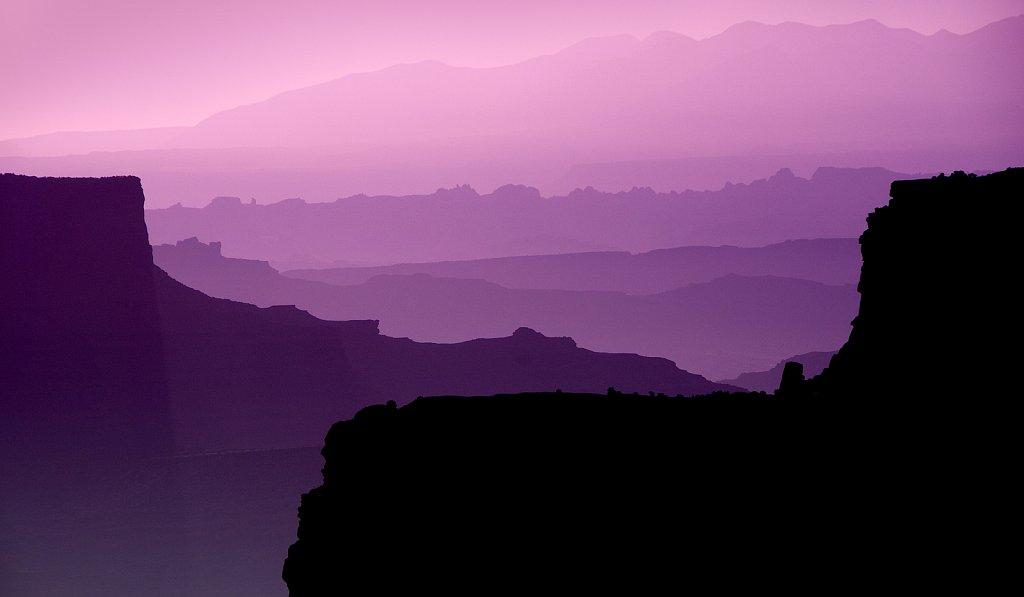 Early Morning, Canyonlands National Park, Utah